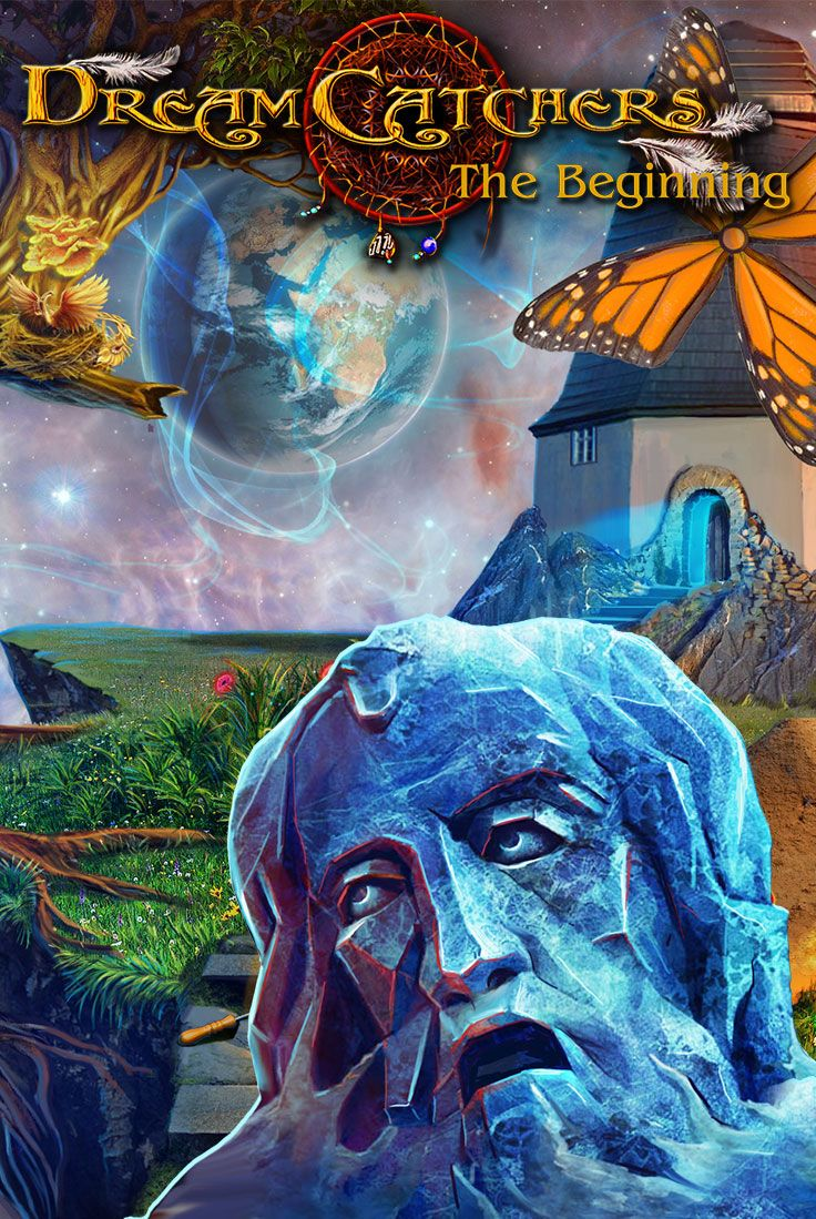 Plunge into a dream world in the otherworldly adventure