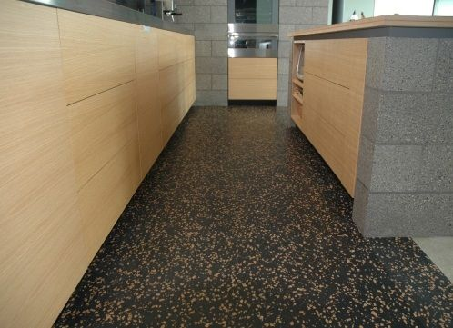 Kitchen 5mm Rubber Sheet Flooring Which Is Easy To Clean And Fireproof Rubber Flooring Kitchen Rubber Flooring Flooring