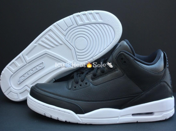 new concept 6cb80 8f665 More Images Of The Air Jordan 3 Cyber Monday