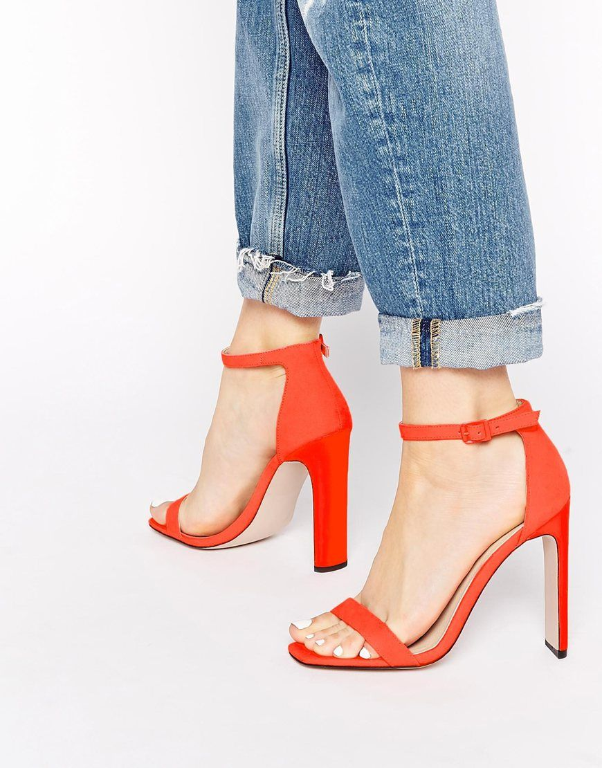 strap sandals __ asos