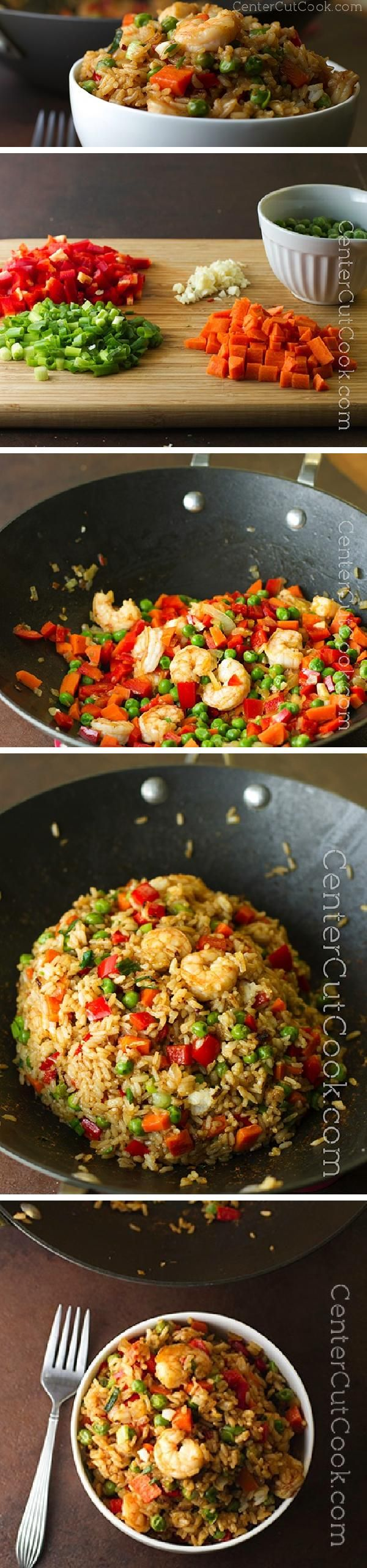 Chinese Fried Rice   Recipe   Asian recipes, Food recipes ...
