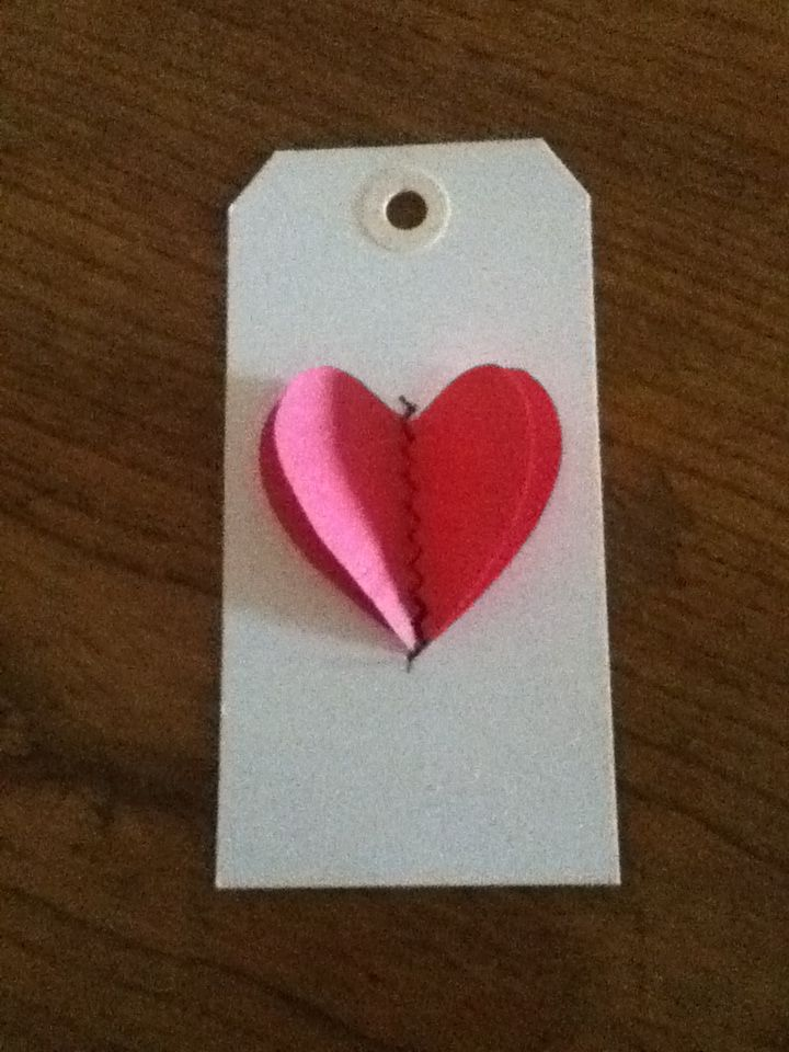 DIY cute and simple card   Be Mine   Pinterest   Deko weihnachten ...