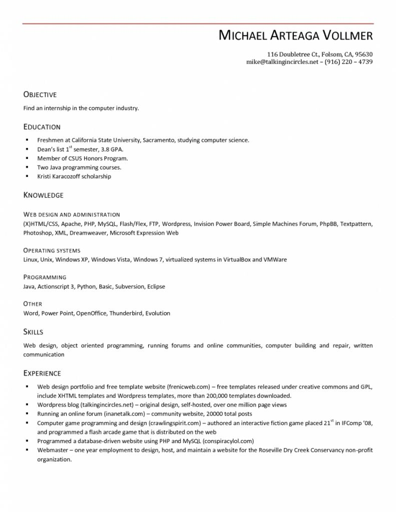 25 Cover Letter Template Google Docs Resume
