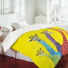Best site i have ever seen for unique fabrics for your home! Shower curtains, duvets, pillows etc!