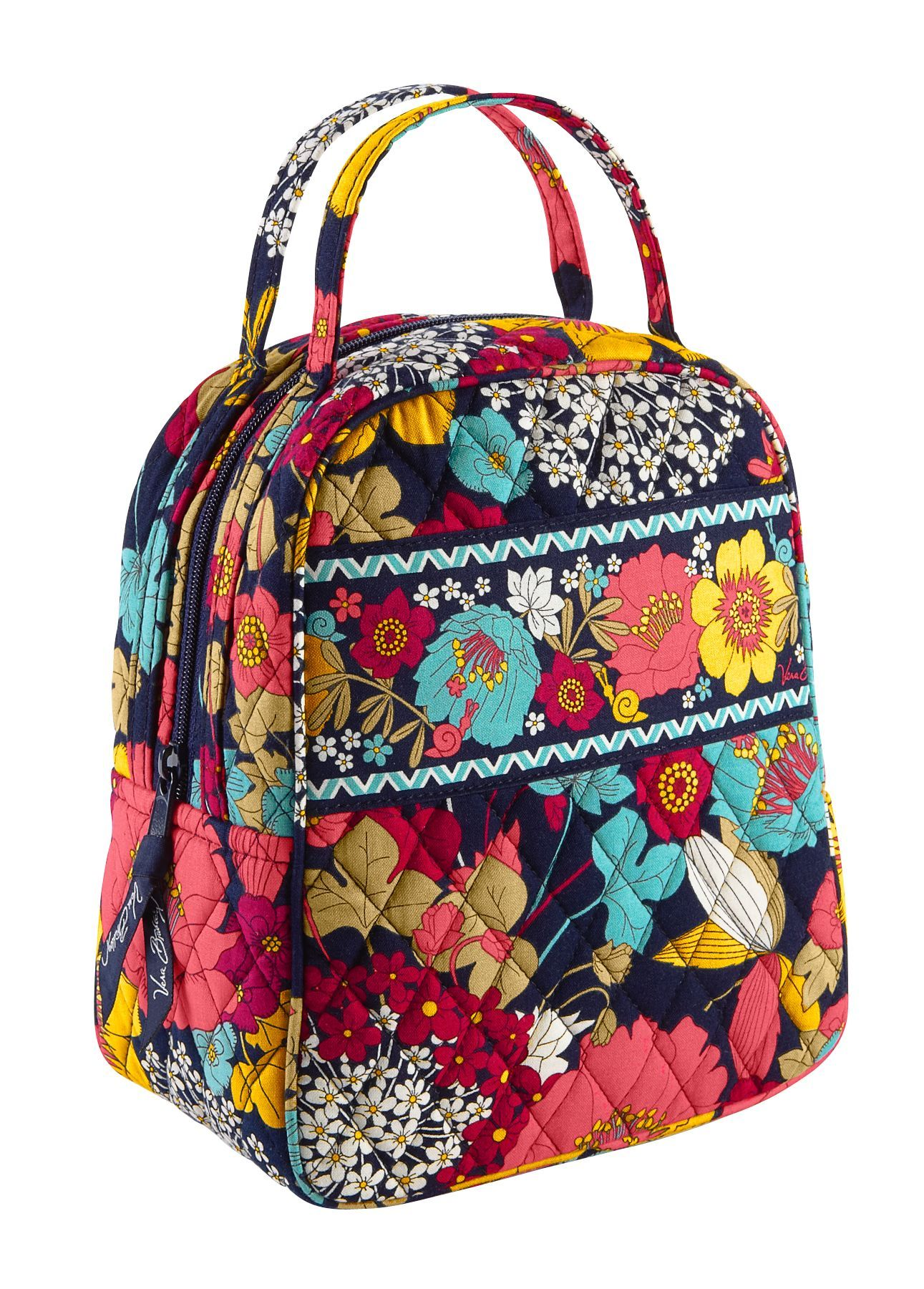 Love This Vera Bradley Lunch Bag Cute For When I Don T Want From The Cafeteria Mysuitesetupsweepstakes