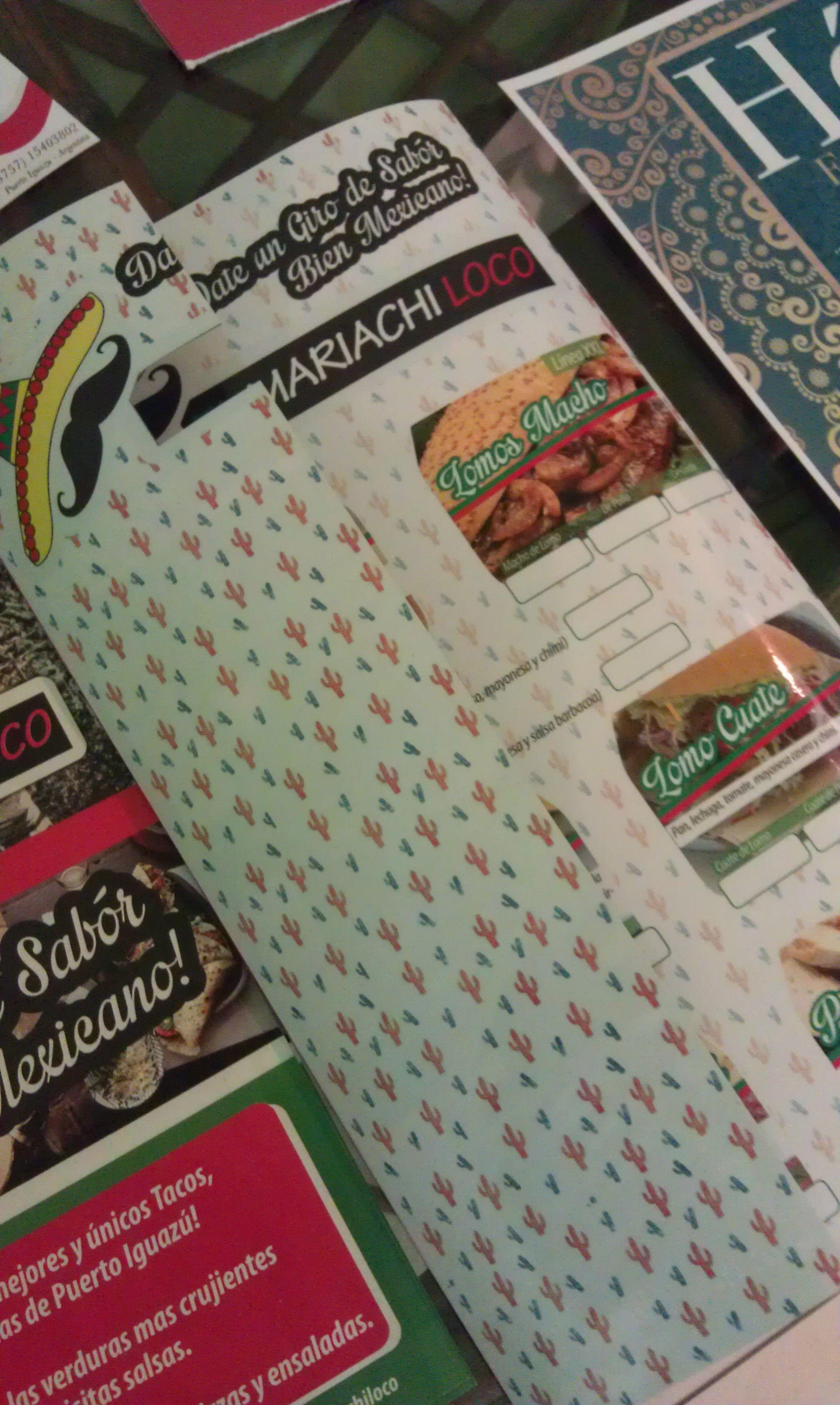 #iguazu #mariachiloco #comidamexicana #mexicanfood #argentina