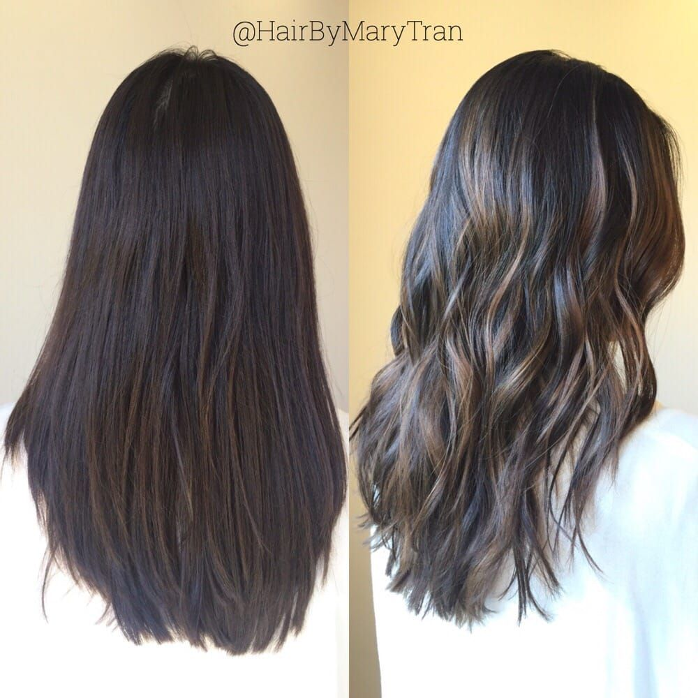 Photo Of Mare La Santa Monica Ca United States Ashy Brown Balayage Highlights Balayage Hair Beauty Brown Balayage