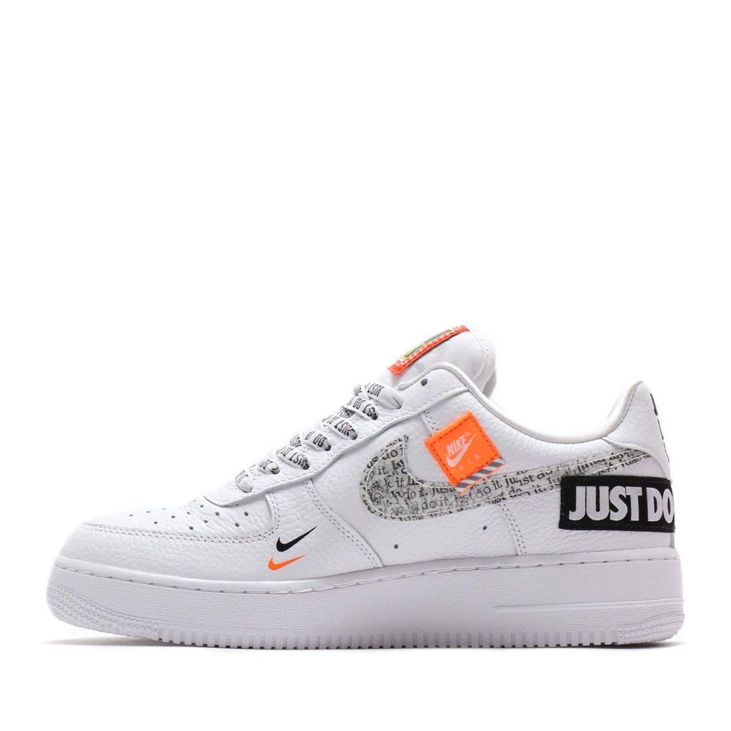 factory price 94e3d 5100e Tenis Zapatillas Nike Air Force 1 Just Do It  ¡ ENVÍO GRATIS !  Hasta