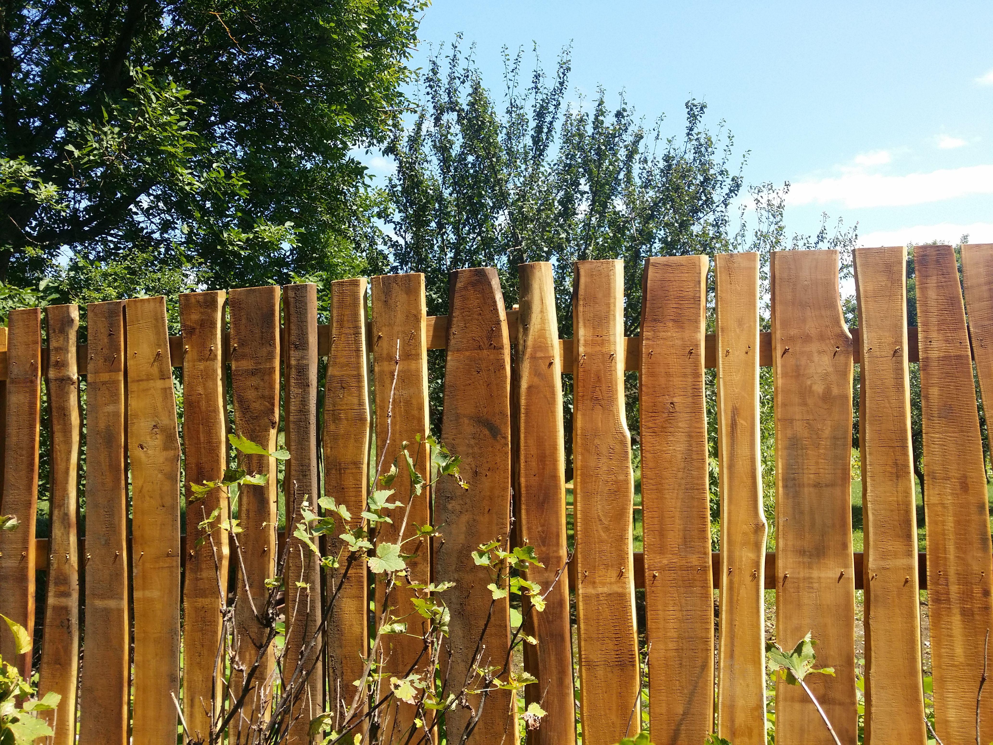akácfa deszka rusztikus kerítés Kerítés, Rusztikus