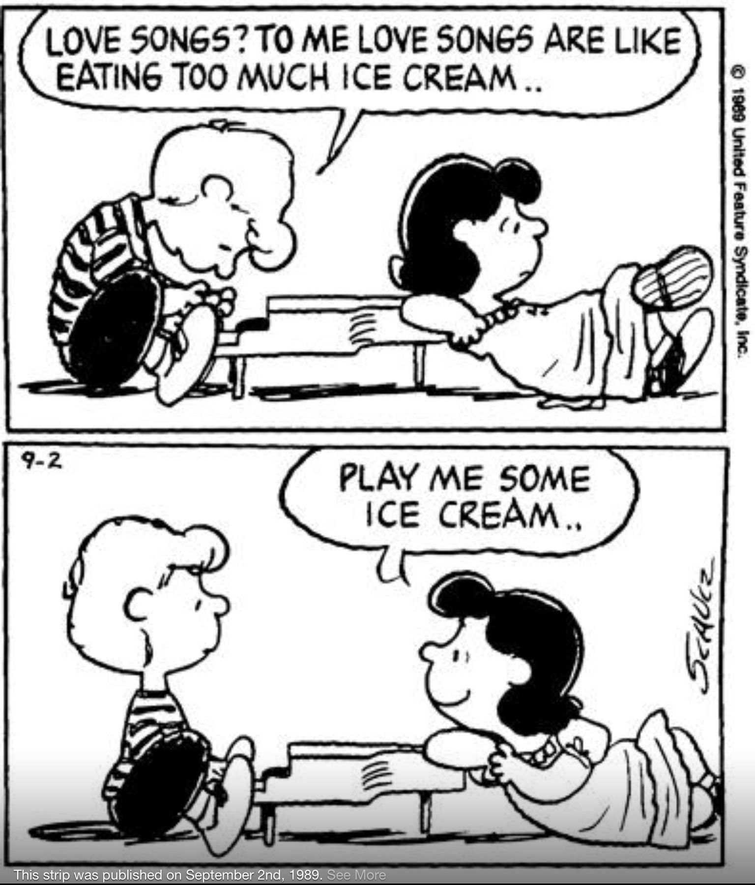 Always About The Peanuts!
