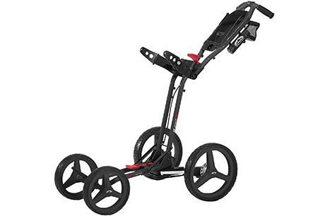 Modern Day Carts Come With Foot And Hand Breaks Which Are Necessary Controls For Navigation It Is Imperative That G Golf Push Cart Best Golf Cart Golf Trolley
