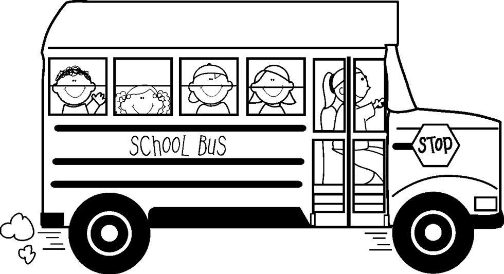 School Bus Coloring Page Stampa Disegno Di School Bus Da Colorare Bambini Da Colorare Stampe Per Bambini Disegni Da Colorare