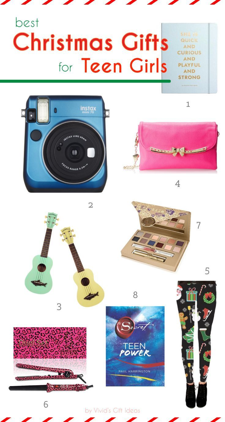 Birthday Gifts for Teenagers Christmas Gifts For Teen Girls | Gifts ...
