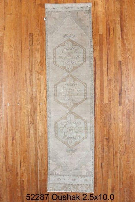 Steven King Oushak 52287 2 5x10 0 Rugs On Carpet Oushak Steven King