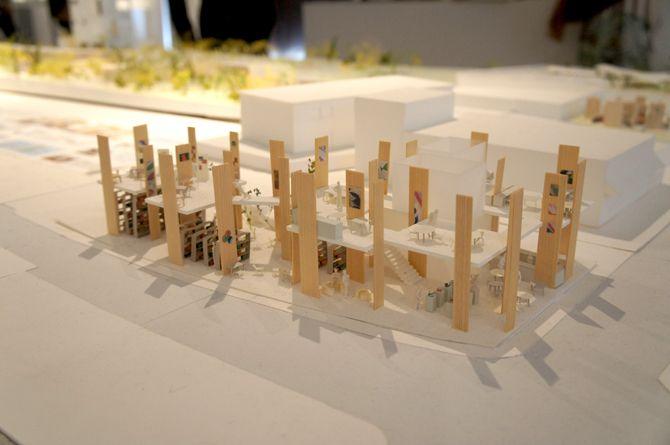 建築模型とその提案書 展 Design Tokyo 秋のデザインイベント特集 2014 建築模型 建築 デザイン イベント