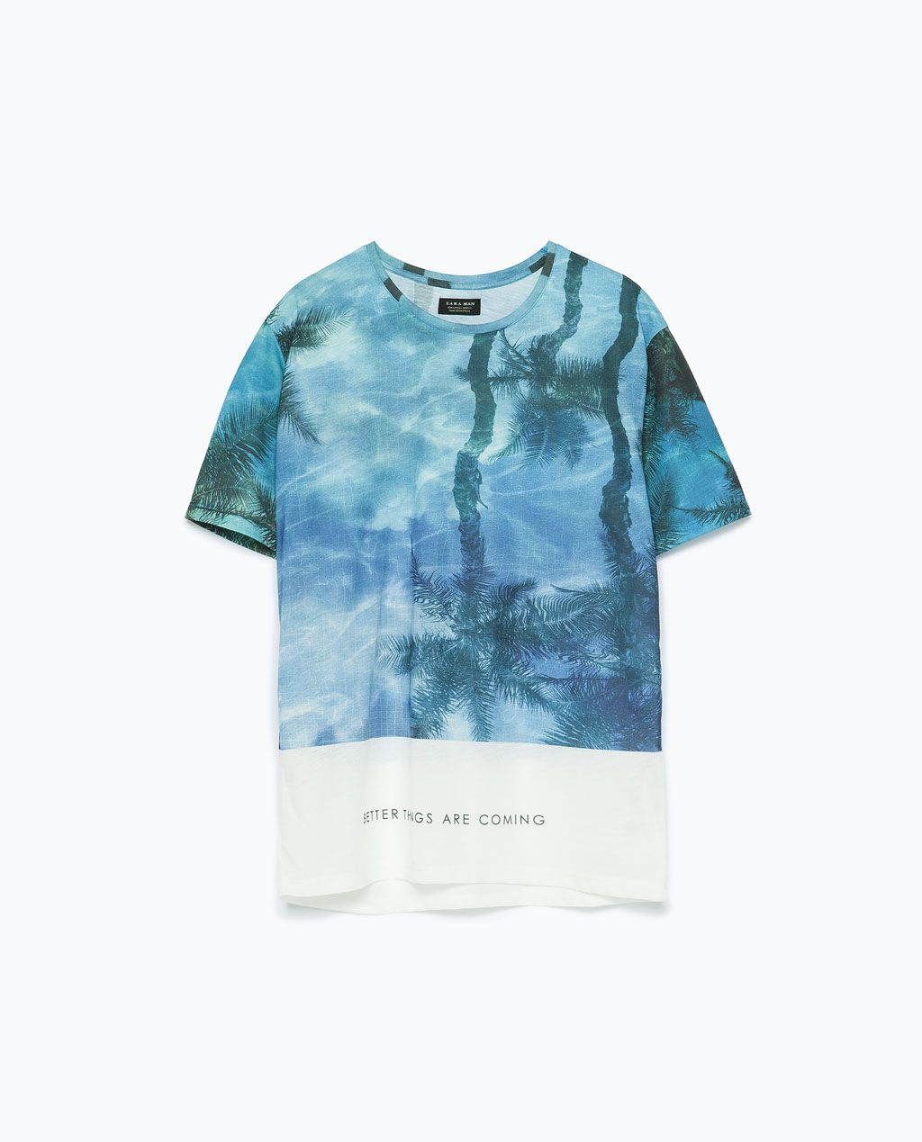 ZARA的图片 7 名称 短袖 T 恤