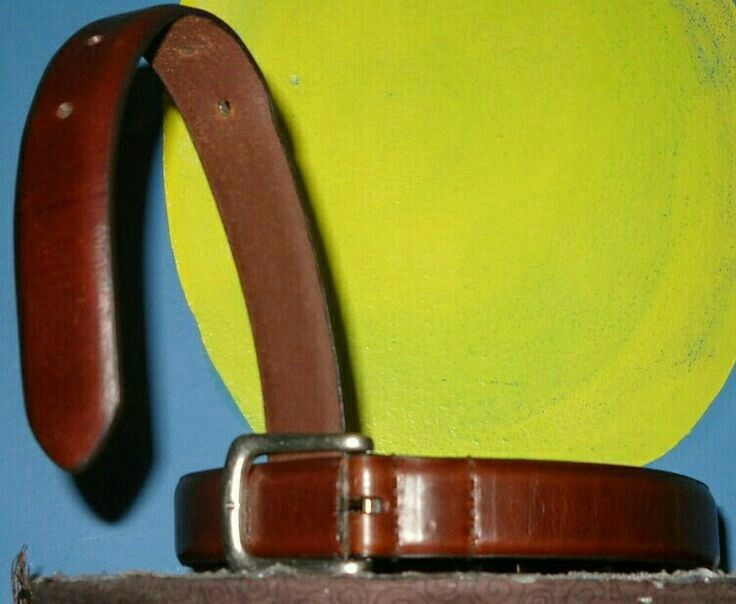 Quailman - Brown Belt Headband | Halloween Costume Ideas ... Quailman Belt Headband