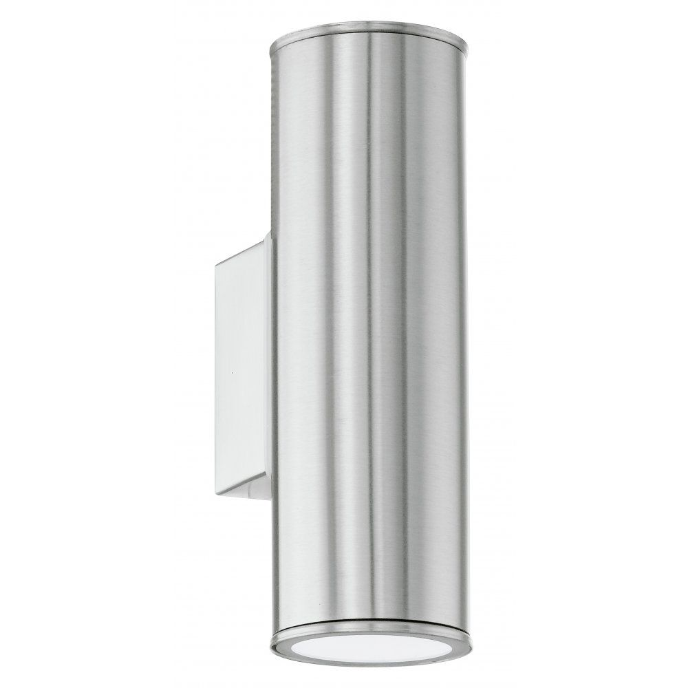 Eglo Riga Led Outdoor Wall Light Eglo Lighting Riga 2 Light Halogen Outdoor Wall Fitting In