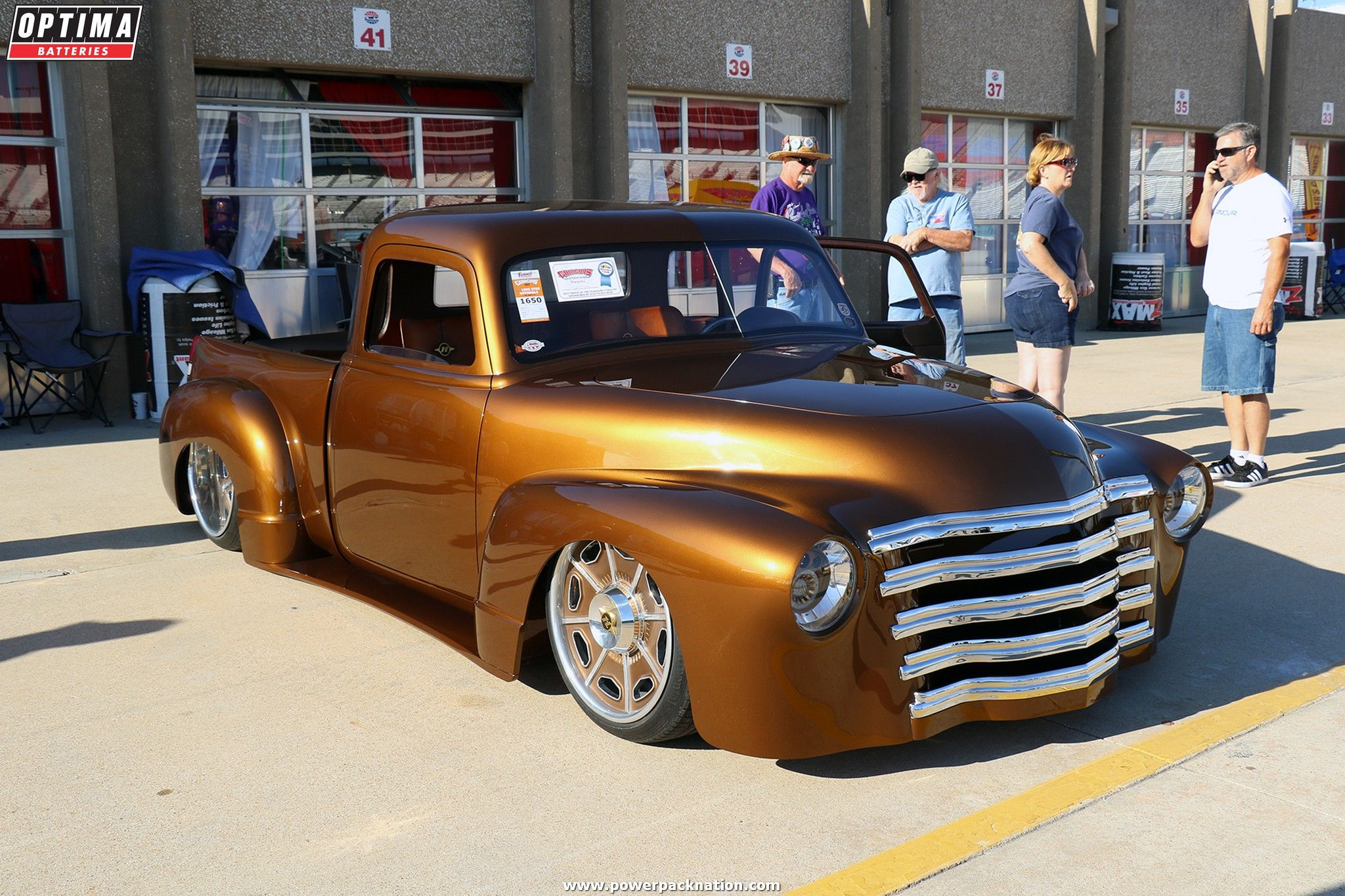 Goodguys 2017 Truck Of The Year Early Finalist Robby Collins