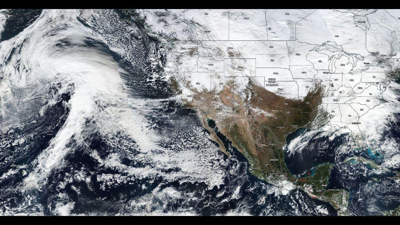 Global Weather / Earthquake Update / Cyclone to NE Australia
