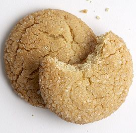 Chewy Sugar Cookies #finecooking