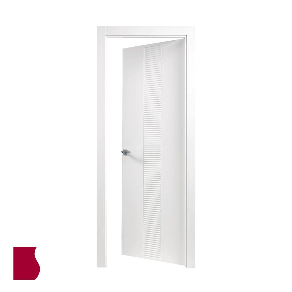 Modelo 965/ LACADA BLANCA / Colección Lacada / Puertas de interior Sanrafael