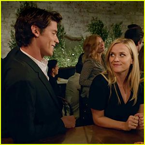 Reese Witherspoon Falls For Younger Guy In Home Again Trailer