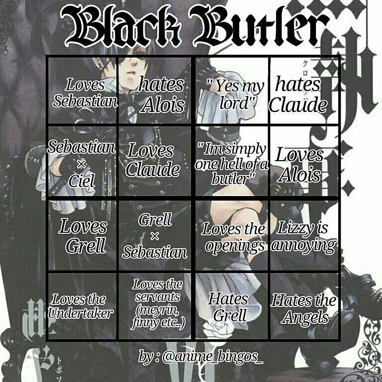 Pin on Black Butler (Kuroshitsuji)