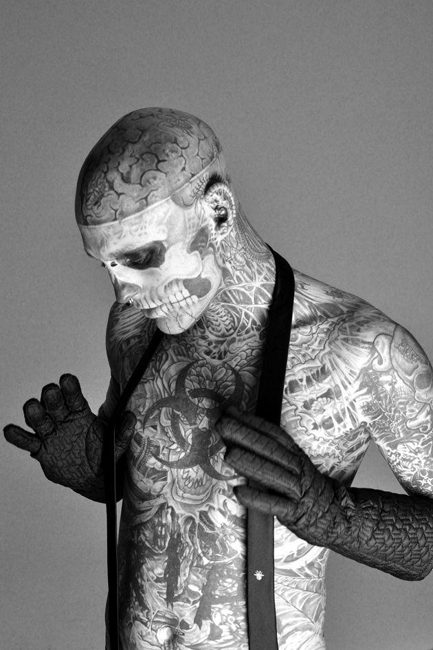 Tattoo Zombie 2