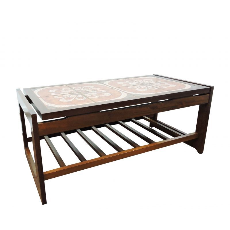 Table Basse Carrelage With Images Coffee Table Table Decor