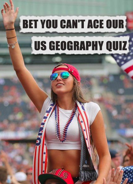 Do You Know United States Geography? Take This Quiz! | Geography ...