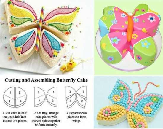 Butterfly Cakes look gorgeous and they are easy to make This post