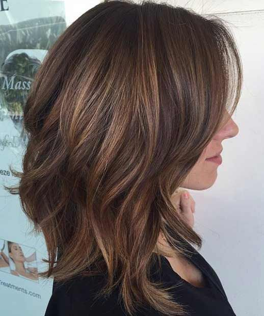 Short Haircuts And Hairstyles For Girls In 2020 Haircut For Thick Hair Thick Hair Styles Hair Styles