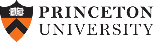 Princeton University Logo University Logo Princeton University Princeton