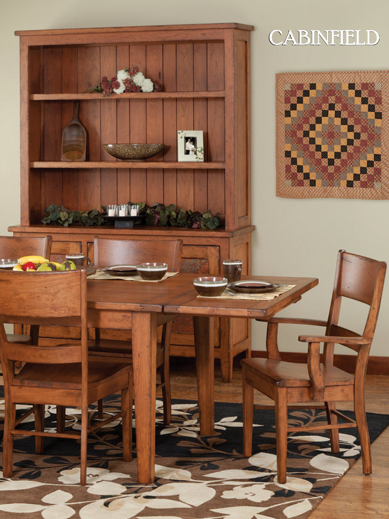 Phenomenal Treat Yourself To Rustic Amish Dining Room Furniture Home Interior And Landscaping Ologienasavecom