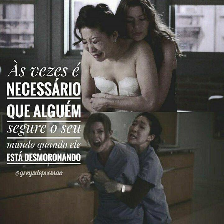 Pin de Beatriz Baroni Sousa en Greys Anatomy | Pinterest | Feliz ...