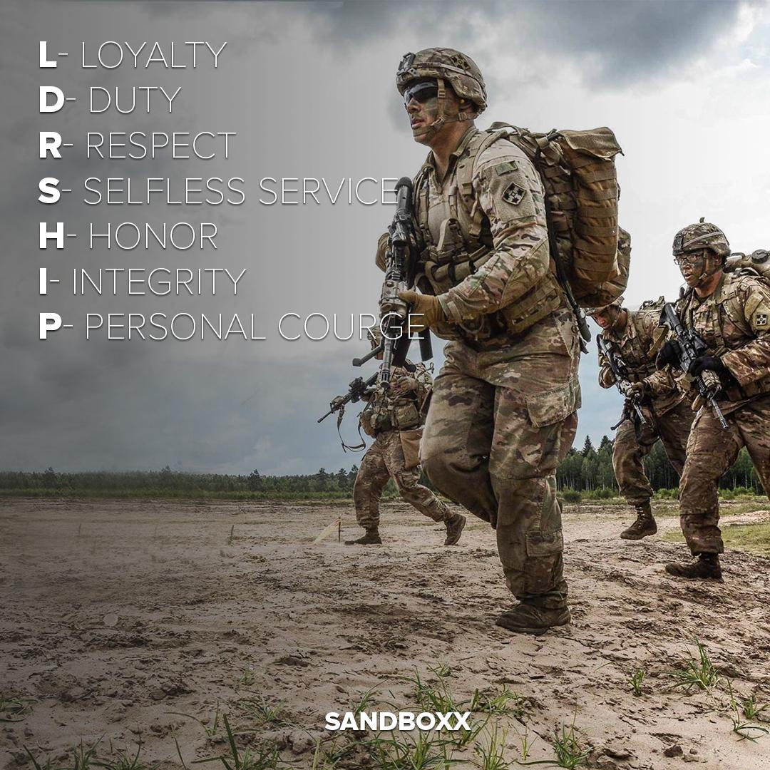 LDRSHIP usa military militarymotivation