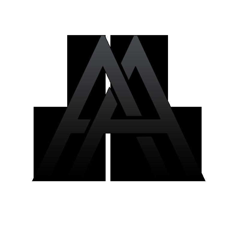 Alphabet Aa Logo Design In 2021 Initials Logo Design Logo Design Agency V Logo Design