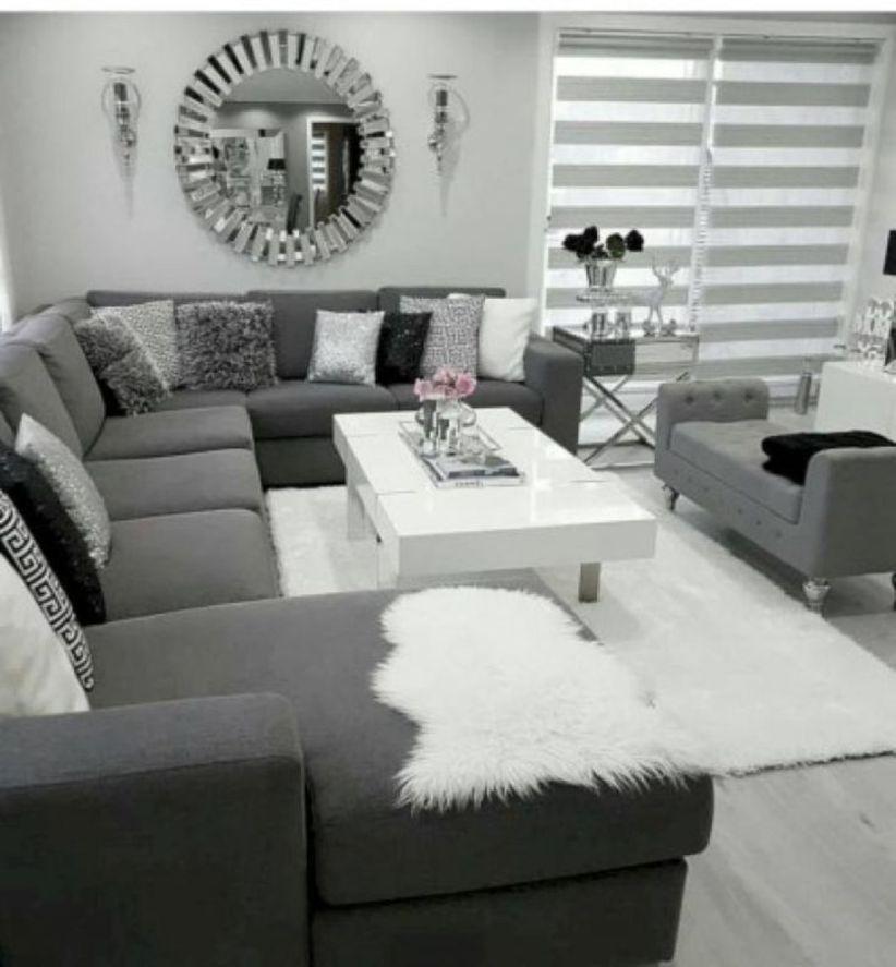 54 Elegant And Attractive Living Room Design Ideas Matchness Com Decor Apartment
