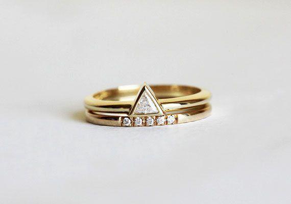 34 Surprising Engagement Rings Under 1000