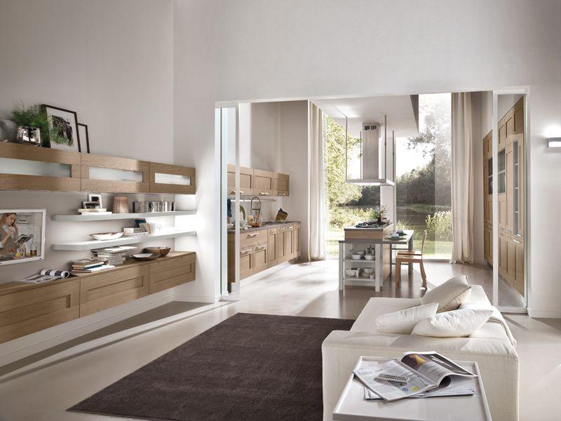 Pareti color tortora e arancio colori pareti per la cucina home sweet home kitchen - Colori per interni cucina ...