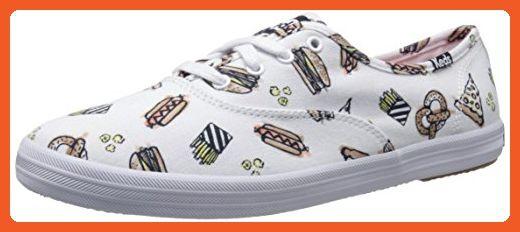 97e51efa1efd7 Keds Women s Champion Boardwalk With Pretzel Charm Fashion Sneaker ...