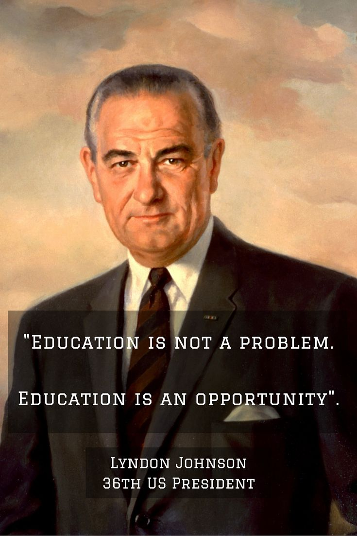 "Presidents Quotes Us Presidents' Quotes On Education""education Is Not A Problem"