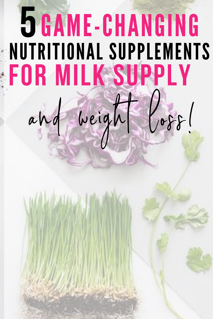 5 Important Nutritional Needs For Breastfeeding -2807