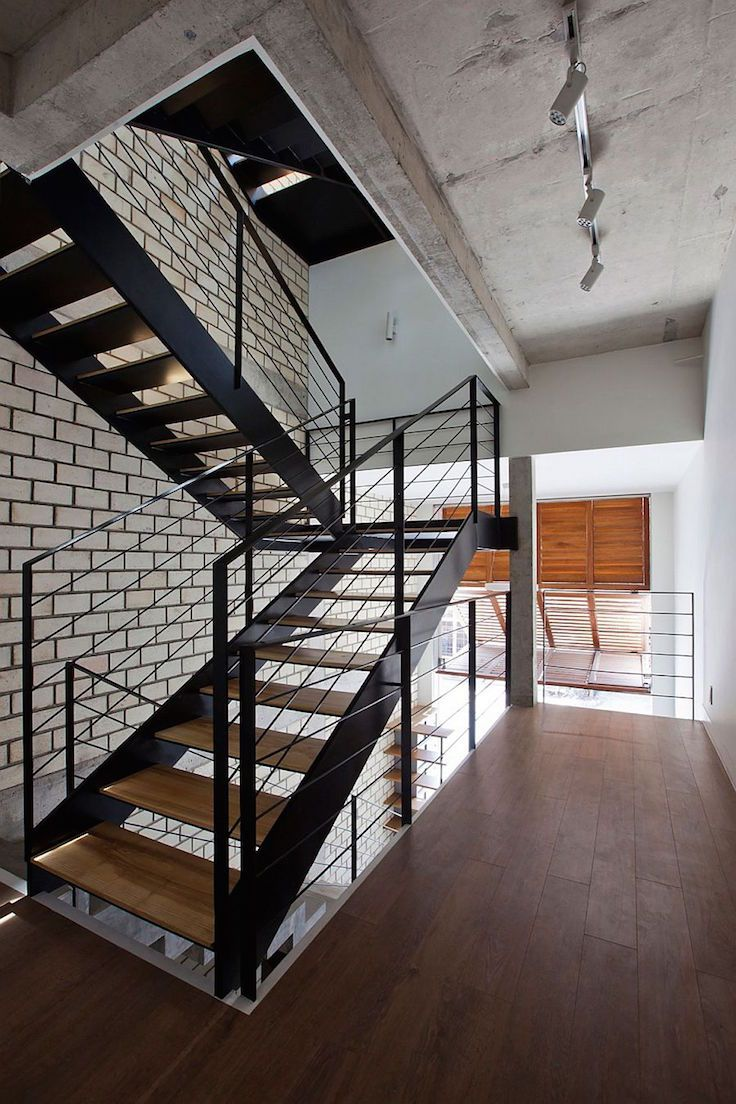Awesome Industrial Staircase Designs You Are Going To Like ...