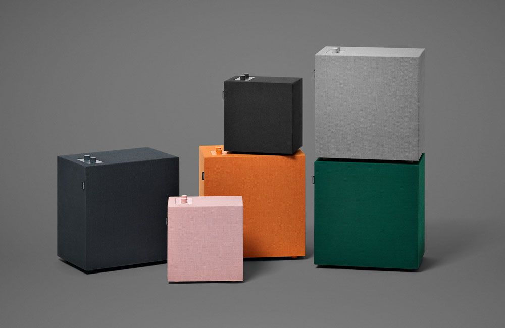 monochrome klangw rfel urbanears connected speakers audio pinterest lautsprecher sonos. Black Bedroom Furniture Sets. Home Design Ideas
