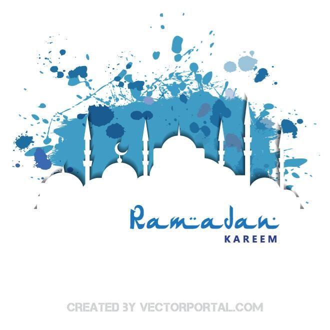 Ramadan greeting card vector image religious free vectors ramadan greeting card vector m4hsunfo