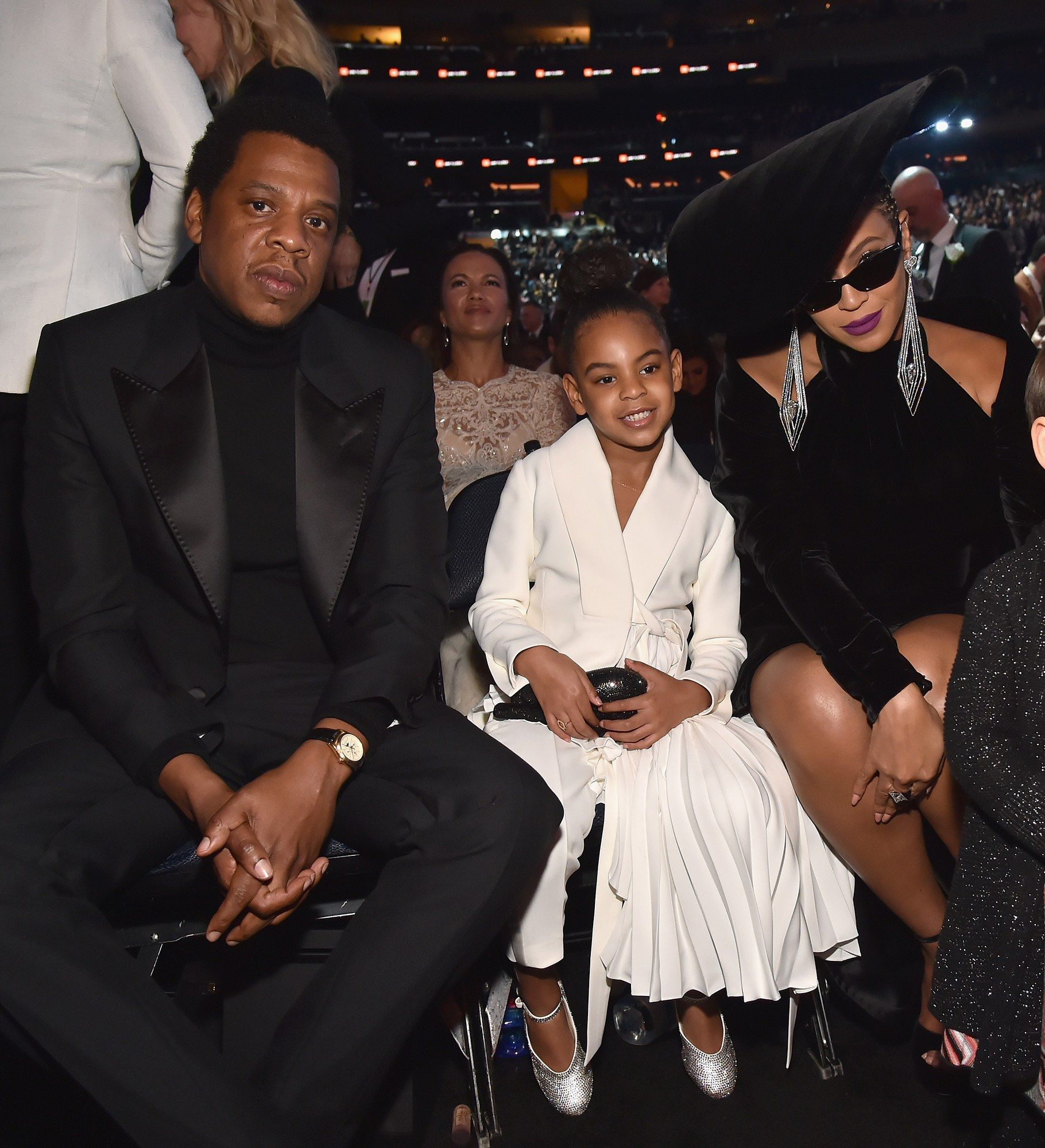 In Honor Of Their 10th Anniversary A Look Back At Beyonce And Jay Z S Relationship With Images Blue Ivy Beyonce And Jay Blue Ivy Carter