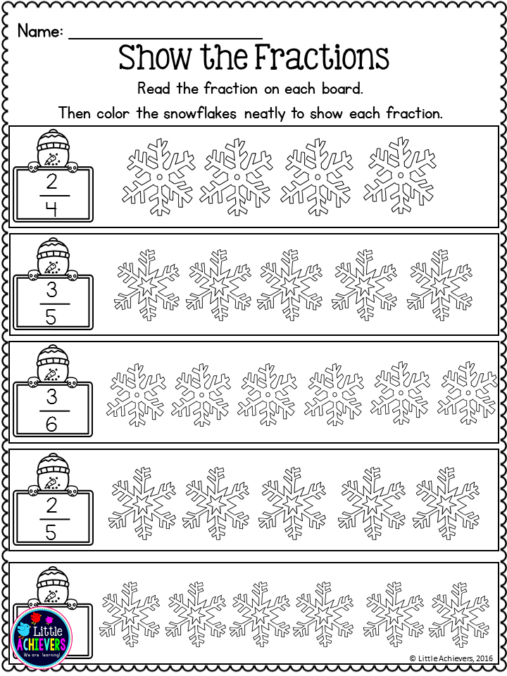 Winter Activities For First Grade January Activities First Grade Winter Math Worksheets Math Facts Winter Math