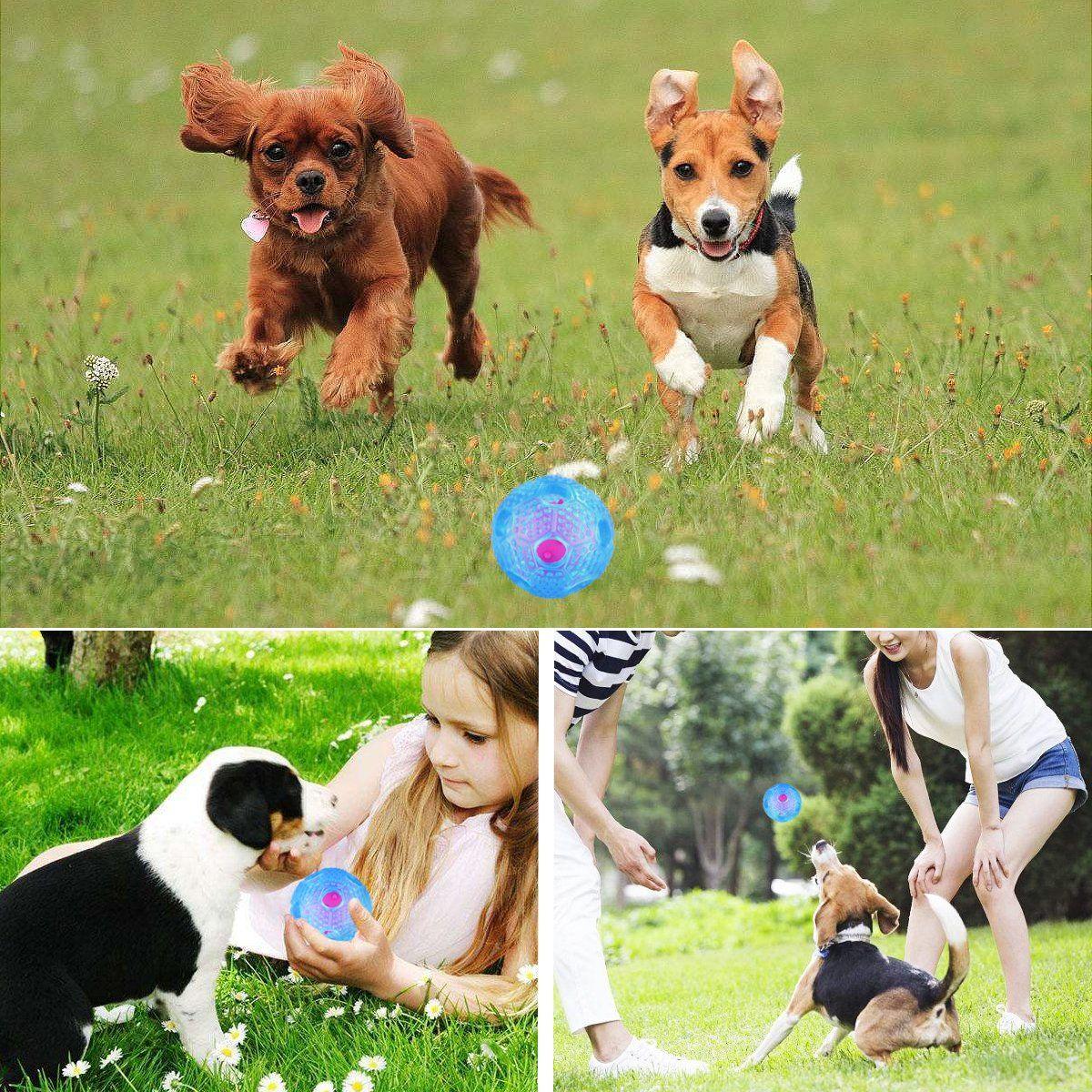 Dog chew toy bluefinger interactive iq treat ball food